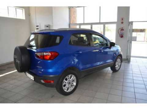 2014 FORD ECOSPORT 1.5 TD Titanium Auto For Sale On Auto Trader South Africa