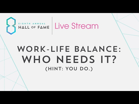 Work-Life Balance: Who Needs It? (Hint: You do.)