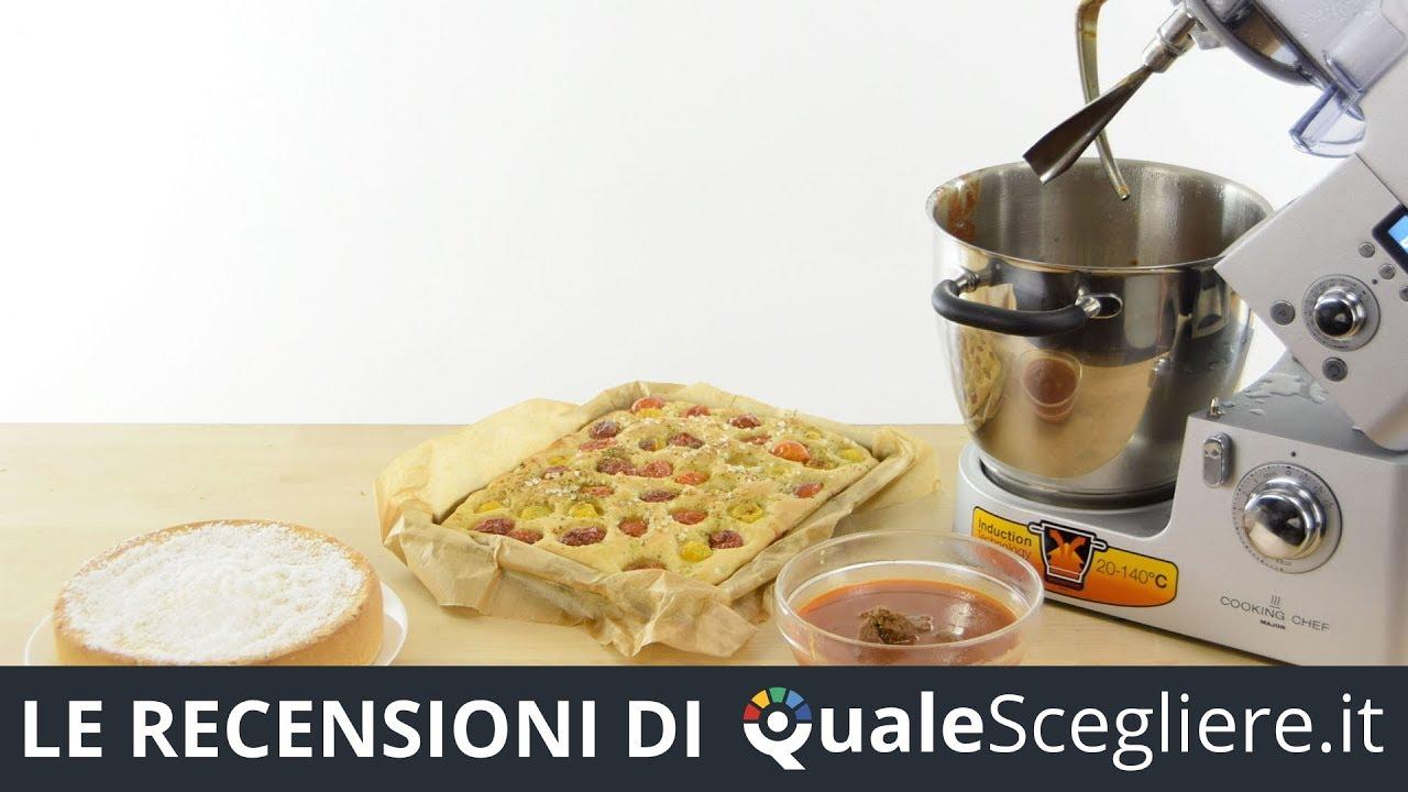 Kenwood Cooking Chef KM082   Le recensioni di QualeScegliere.it ...