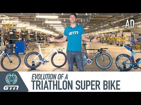 The Canyon Speedmax – Evolution Of A Triathlon Super Bike