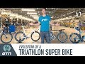 The Canyon Speedmax – Evolution Of A Triathlon Super Bike