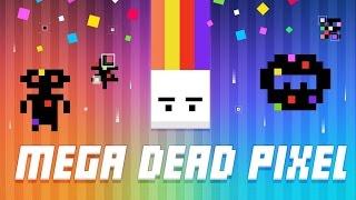 Mega Dead Pixel Gameplay HD - iPhone 5, iPad Air, Mini Retina Review InGame