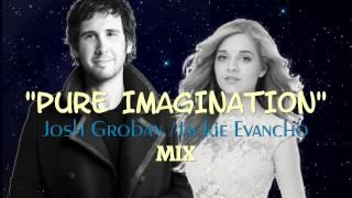 """Pure Imagination"" - Josh Groban/Jackie Evancho Duet"