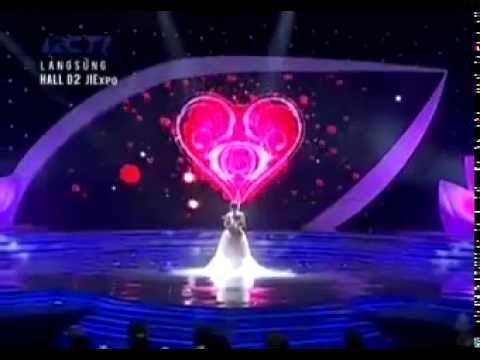 Bunga citra lestari  - Cinta sejati (Miss Indonesia 2013)
