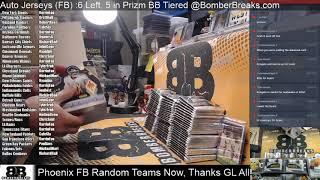 2019 Phoenix FB Random Teams Case Break 11 11 19