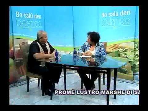 2014 02 07 CBA BO SALU DEN BALANSA   Rudolf de Wit about Fluoridation on Curacao