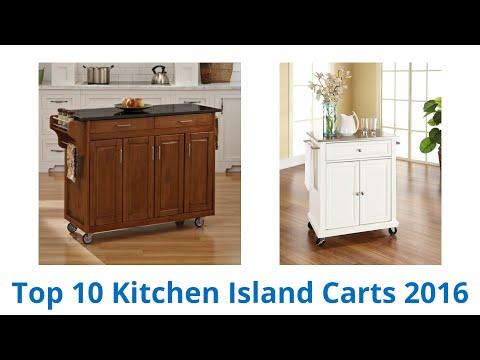 10 Best Kitchen Island Carts 2016