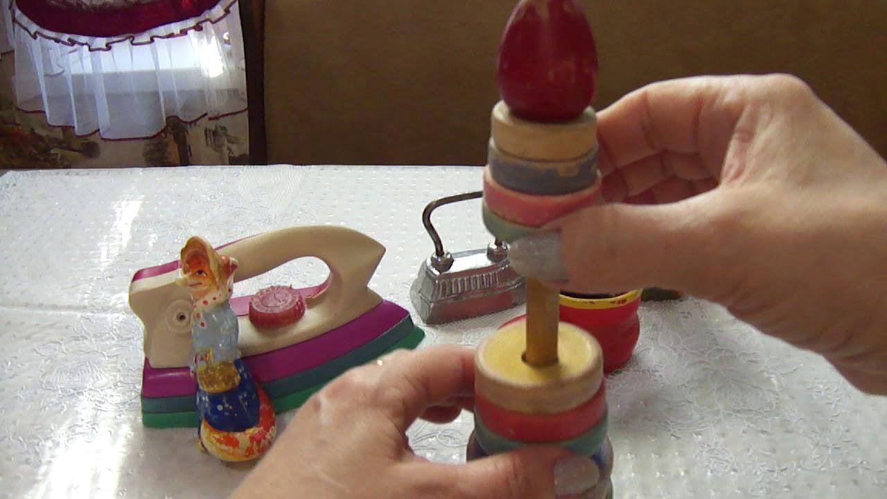 игрушки 70 х годов