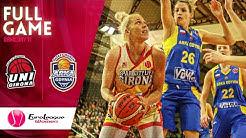 Spar Citylift Girona v Arka Gdynia - Full Game - EuroLeague Women 2019-20