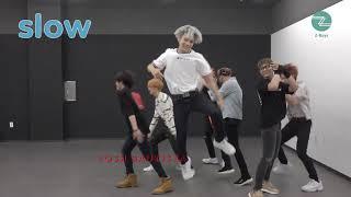 Z-Boys 'Holla Holla' Speed Dance