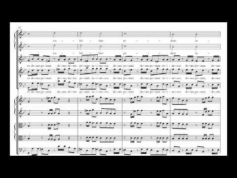 Händel HWV 232-1 Dixit Dominus