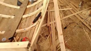 видео Деревянная лодка своими руками фото