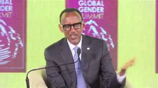 Global Gender Summit | High-Level Panel | Kigali, 25 November 2019