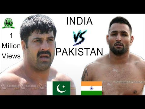 PAKISTAN VS INDIA sharja kabaddi full final match-PAKISTAN VS INDIA GRAT VICTORY IN KABADDI