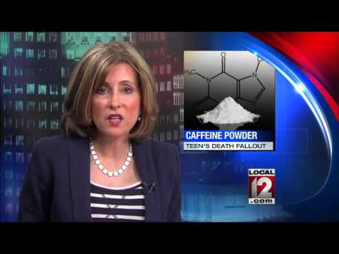 FDA: Powdered caffeine can be lethal