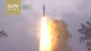 India successfully launches Agni V rocket for third time