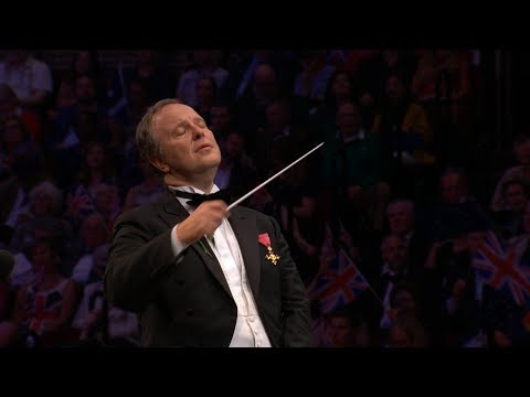 Elgar:  Pomp and Circumstance March No 1 in D major, 'Land of Hope and Glory' (Prom 75)