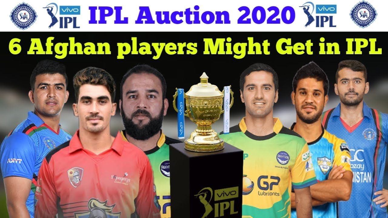 Fair Play Award 2020 Ipl.Ipl 2020 6 Afghan Players Might Get Chance In Ipl T20 2020 Cricket 4 Asia