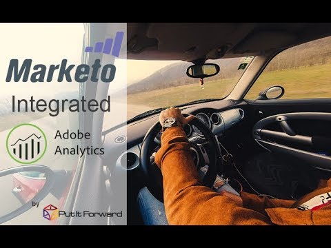 Adobe Analytics Integrated with Marketo by Put it Forward