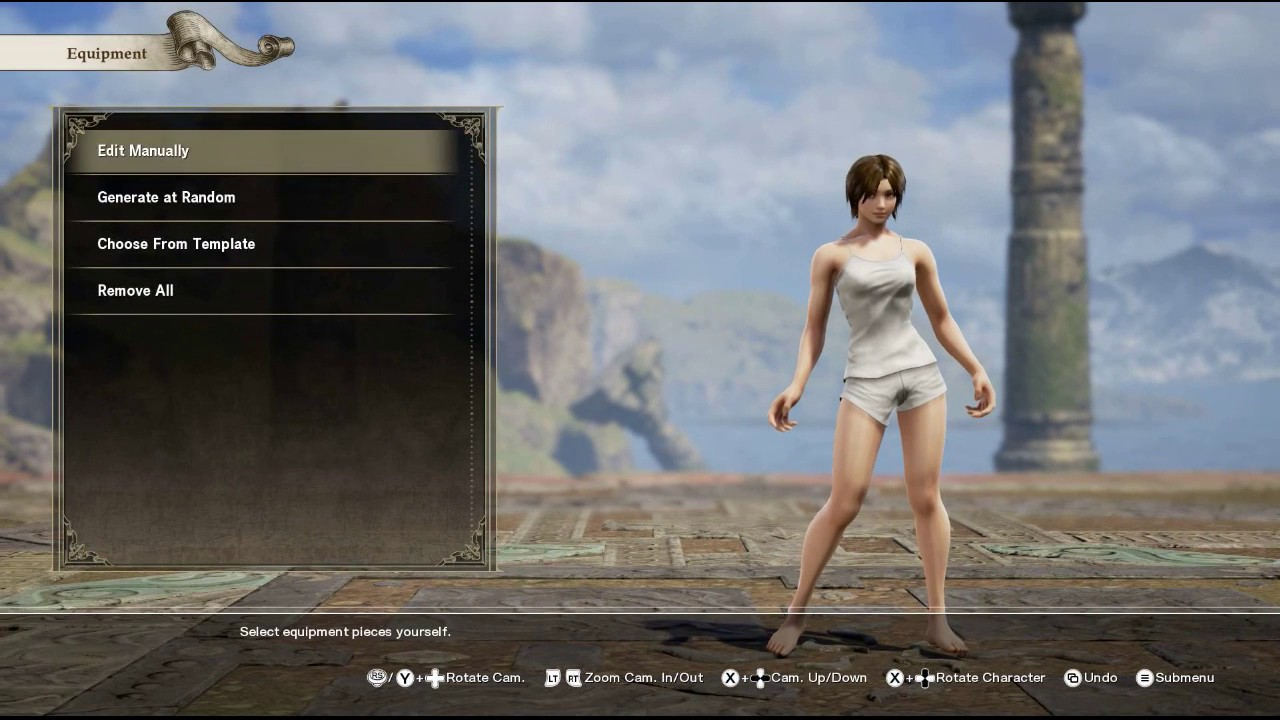 SoulCalibur VI Female Nude Mod [How to install] [v1 3]