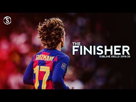 Antoine Griezmann 2020 • The Finisher - Crazy Skills & Goals • HD