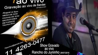 Que Sorte A Nossa _Rancho do Juninho_ Lenner Andrade - ao vivo  Matheus & Kauan   Rancho Do Juninho