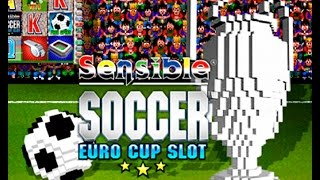 ⚽️  Sensible Soccer Slot for The Bandit aka The Bloke With 2 Bins 🗑🗑