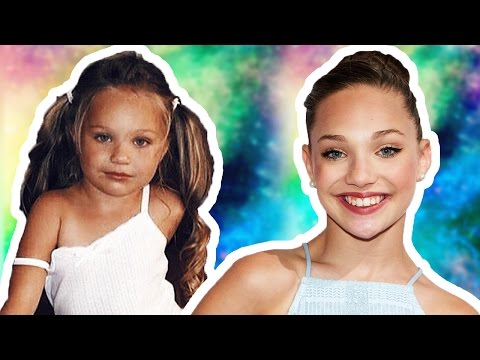 Maddie Ziegler (Dance Moms) - 5 Things You Didn't Know About Maddie Ziegler
