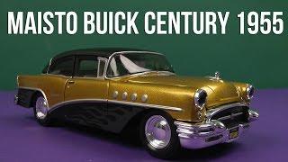 Розпакування Maisto (1:26) 1955 Buick Century