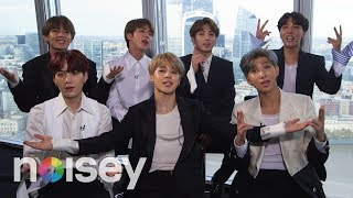 Download BTS on Having No Friends, Drake and Pokémon - The Noisey Questionnaire of Life Mp3 and Videos