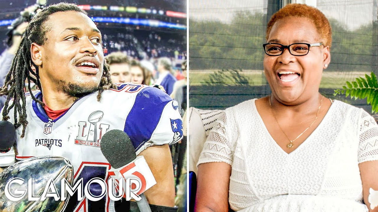 How an NFL Champion's Mom Tackles Diabetes | Glamour