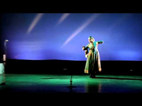 Anurekha Ghosh performs 'Monsoon Voices' - a rendition of pure classical Kathak dance