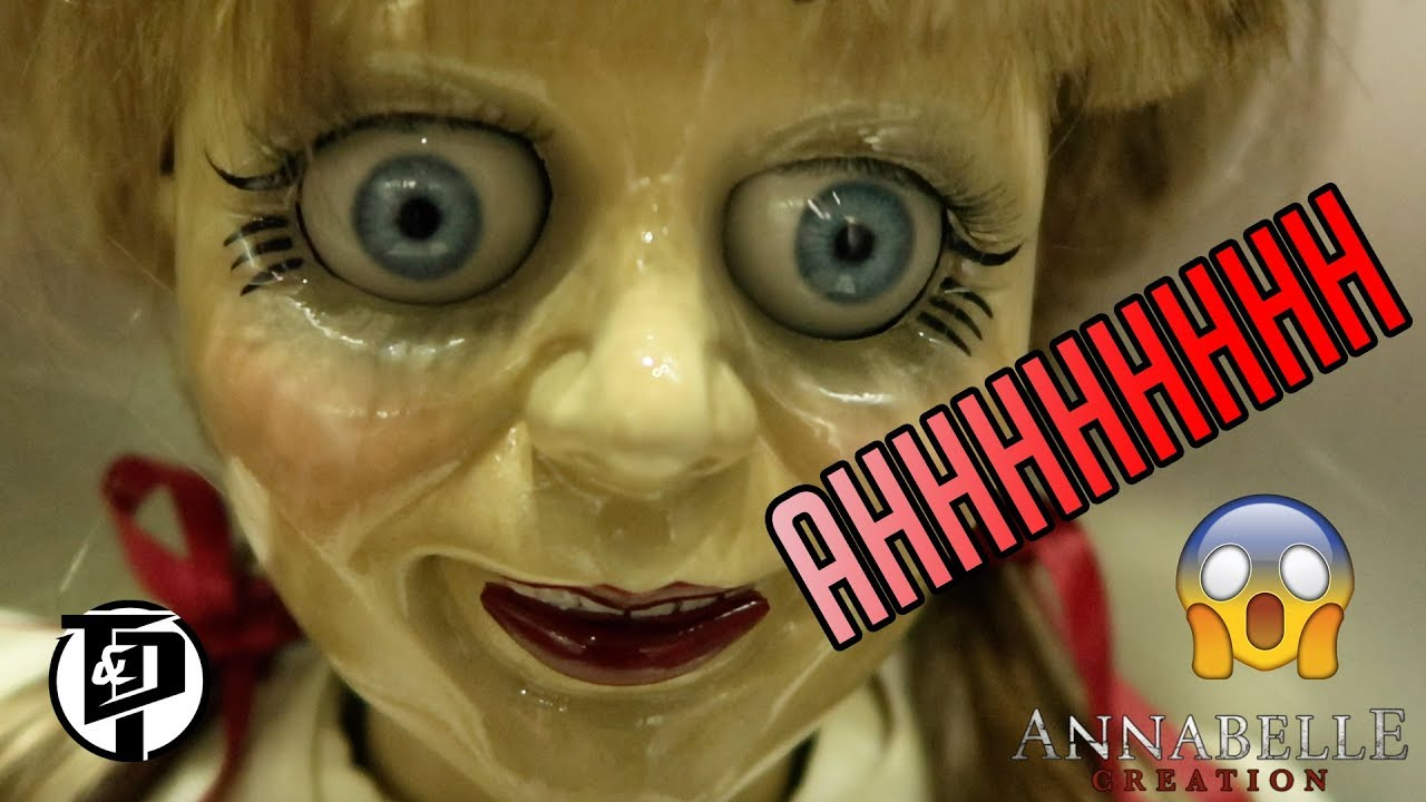 'Annabelle Comes Home' review: Adventures in babysitting a devil doll