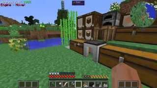 Modded Minecraft: Survival Stories - Ep. 8 - Big Reactors