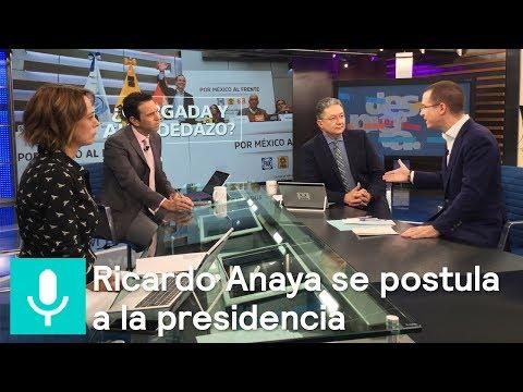 Ricardo Anaya, aspirante a candidato presidencial - Despierta con Loret