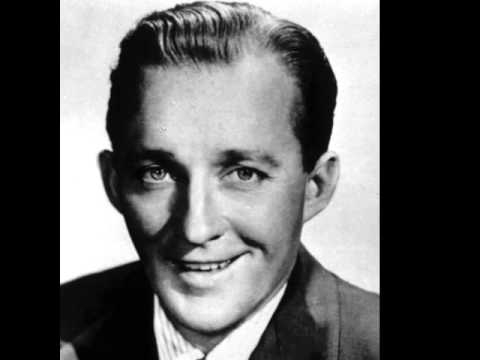 Bing crosby the touch of your lips youtube