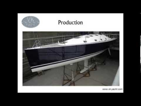 VK Yacht Aluminum Designer Builder Naval Architect