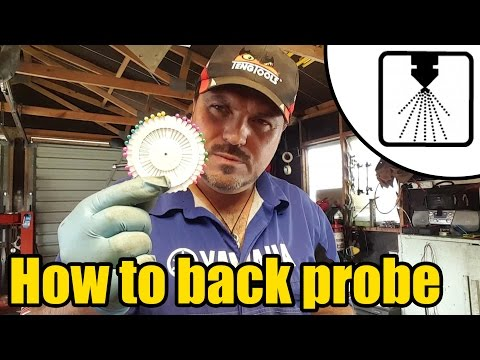 #1939 - How to back probe