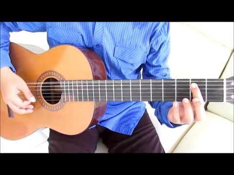 Belajar Kunci Gitar Peterpan Kisah Cintaku Intro