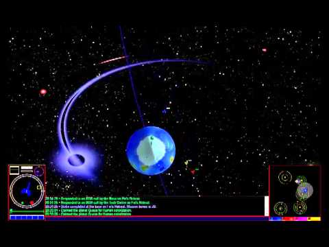 Gravity Well V5.2 (2002) PC Gameplay