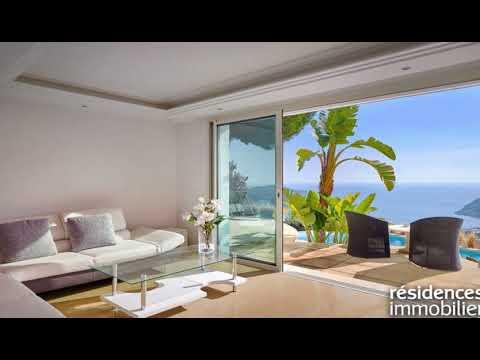 VILLEFRANCHE-SUR-MER - MAISON A VENDRE - 8 100 000 € - 470 m² - 9 pièces