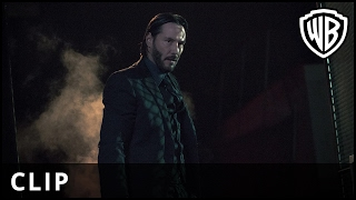 "John Wick: Chapter 2 – ""You Working?"" Clip - Warner Bros. UK"