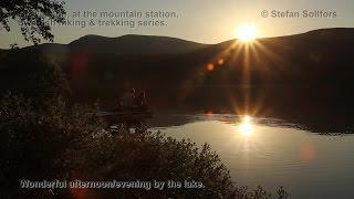 Grövelsjön mountain station - Nordic hiking and trekking series