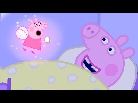 Peppa Pig in Hindi -  Peppa Pig ka Dant Gir Gaya  - हिंदी Kahaniya - Hindi Cartoons for Kids