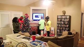 Christmas Eve with LB