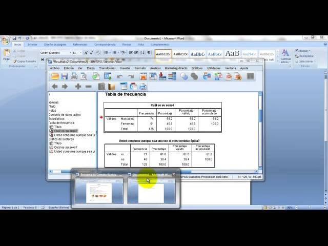 Tutorial de SPSS Vido 3 Videos De Viajes