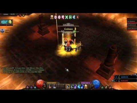 Como Ganar el CHAOS CASTLE - ( MU Online ) - BK/BM  1