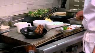 Marinated  Char Grilled Pork Tenderloin