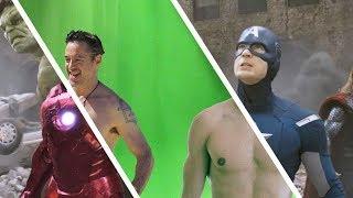5 Filmes Antes e Depois dos Efeitos Especiais