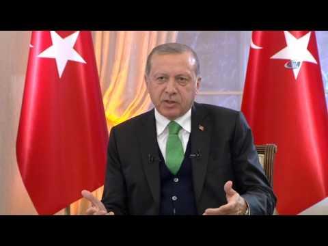 """Cumhurbaşkanı Erdoğan, """"Evet'de Ciddi Bir Tırmanma Söz Konusu"""""""